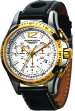 ROMANSON MEN'S WATCHES AL0331HM1CA11G