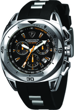 ROMANSON men's Chronograph WATCH AL1237HM1WA32W