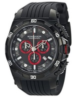 ROMANSON men&#39s CHRONOGRAPH WATCHES AL2650HM1BA32W