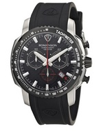 ROMANSON Men&#39s CHRONOGRAPH WATCH AL3202HM1DA32W