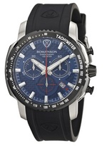 ROMANSON men&#39s CHRONOGRAPH WATCH AL3202HM1DA42W