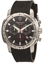 ROMANSON Men&#39s CHRONOGRAPH WATCHES AL3202HM1WA32W