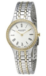 Romanson Ladies diamond watch EM4252KL1CA11G