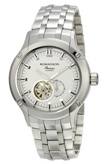 ROMANSON Men&#39s Automatic watch PA2609RM1WAS2W