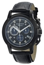 ROMANSON Men&#39s Chronograph watch PL2627HM1BA32W