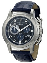 ROMANSON Men&#39s Chronograph watch PL2627HM1WA32W