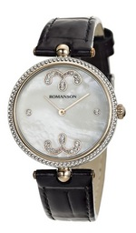 LADIES WATCH  ROMANSON RL0363LL1JME6R