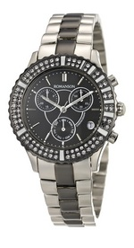 Ladies watch Chronograph Romanson RM9229HL1DA32W