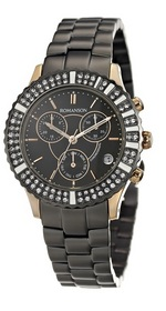 Ladies watch Chronograph Romanson RM9229HL1EA36R