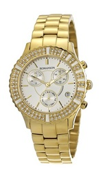 Ladies watch Chronograph Romanson RM9229HL1GAS1G