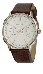 Romanson men&#39s watch TL1204BM1RA16R