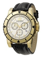 Men&#39s Chronograph watch TL1248HM1GAS1G Romanson
