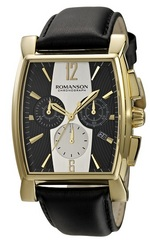 Men&#39s Chronograph watch TL1249HM1GA31G Romanson