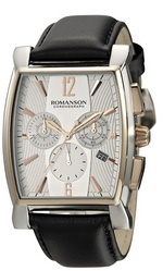 Men&#39s Chronograph watch TL1249HM1JAS6R Romanson