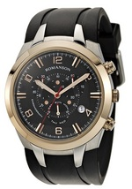 Men&#39s watch Chronograph Romanson TL1261HM1JA36R