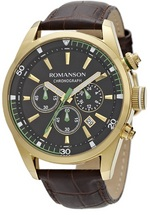 Romanson Men&#39s Watch TL4246HM1GA31G