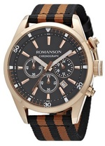 Romanson Men&#39s Watch TL4246HM1RA36R