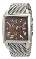 Men&#39s watch Chronograph Romanson TM1229BM1WAB2W