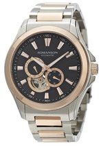 ROMANSON Men automatic watch TM4237RM1JA36R